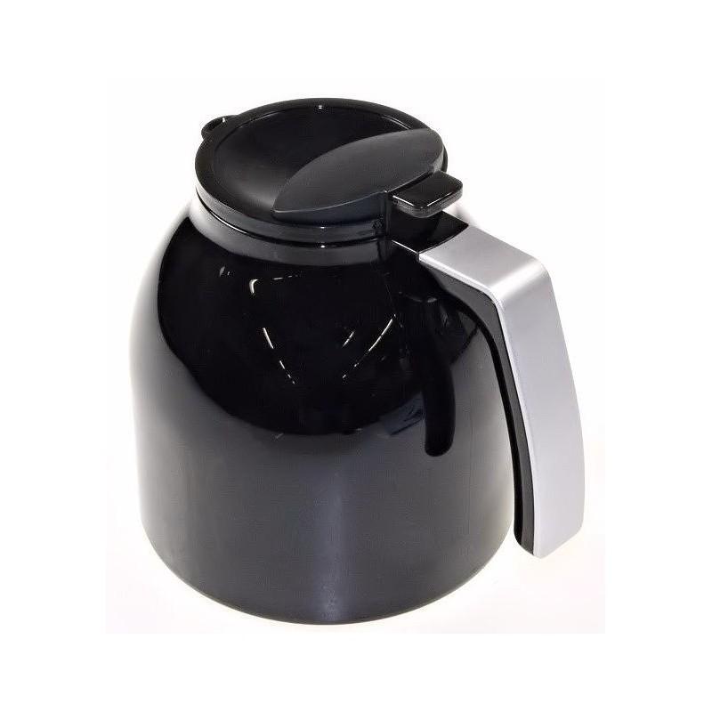 verseuse thermos noire cafeti re melitta look therm de luxe toutes les pi ces melitta sur ma. Black Bedroom Furniture Sets. Home Design Ideas