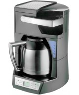 Cafetiere thermos et filtre permanent