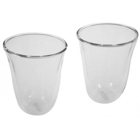 Tasses à latte machiato pour cafetière Kenwood / Delonghi