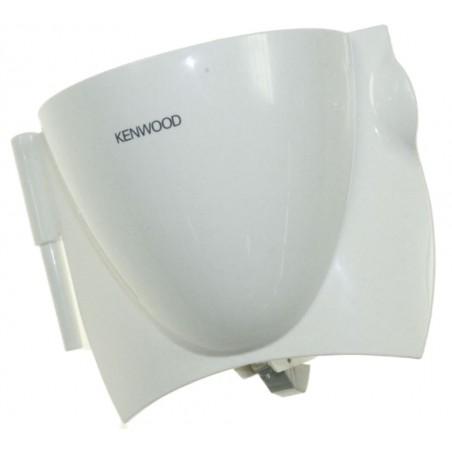 Porte filtre blanc pour machine à café Kenwood CM200