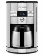 Cafetière filtre programmable CF540A Riviera et Bar